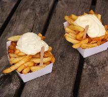 Belgijskie frytki: różnice między frytkami belgijskimi a tradycyjnymi