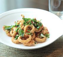 Kalmary z fasolą - pomysł na smaczny obiad