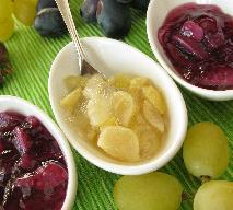 Konfitura z winogron - sprawdzony przepis