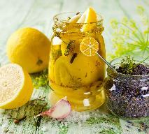 Marynowane cytryny po marokańsku: przepis