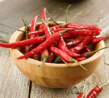 Papryka i chili – łagodne i ostre