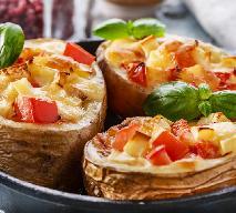 Ziemniaki pieczone a'la pizzerinki + WIDEO