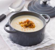 Rewelacyjna zupa krem z białych warzyw według Magdy Gessler