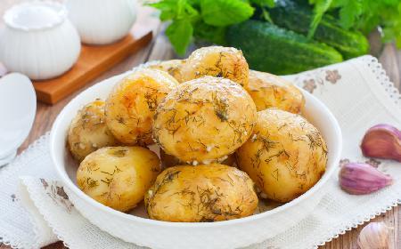 Fantastyczne ziemniaki pieczone w woreczku