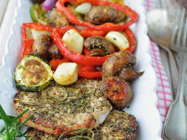 Dietetyczny Kotlet Schabowy Dieta Strukturalna Marka Bardadyna