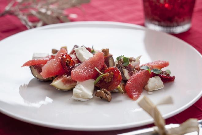 Figi z kozim serem: przepis na proste, ale wykwintne danie na walentynki