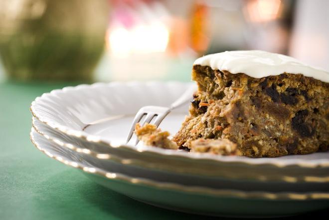Piernik marchewkowy: szybki przepis na świąteczne ciasto