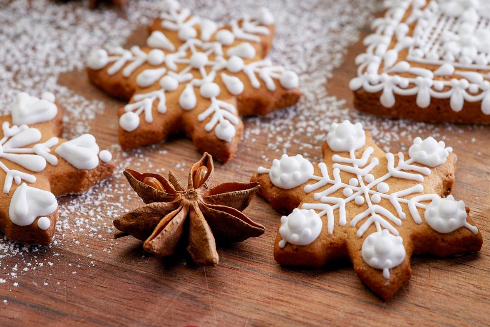 Świąteczne pierniczki według Ani Starmach