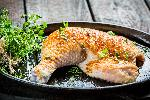 Kurczak w porto: przepis na aromatyczne udka z kurczaka