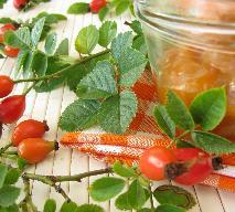 Witaminowy przecier z jabłek, dyni i owoców róży - stary przepis