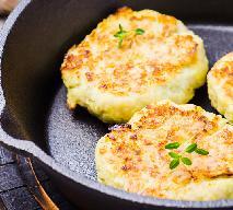 Keto kotlety z piersi kurczaka i sera mozzarella [GALERIA ZDJĘĆ]