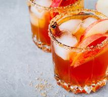 Jesienna mimoza z cydrem i cynamonem - fantastyczny koktajl alkoholowy