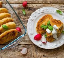 Farszynki mazurskie z mięsem: łatwy przepis na faszerowane kotlety ziemniaczane