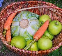 Jabłko, marchew, kapusta - jaka dieta pomoże uodpornić się na infekcje?