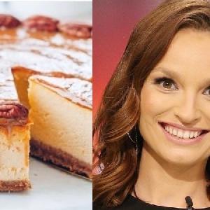 Ania Starmach poleca sernik dyniowy: wypróbuj przepis na jesienny deser