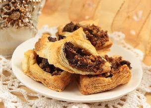 Niezwykle proste i pyszne ciasteczka francuskie z orzechami